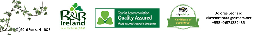 failte appoved accommodation